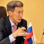 «Акцент»: сибээс миниистирэ Александр Борисов Интернет туһунан (ВИДЕО)