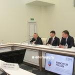 Егор Борисов федералларга хаарбах дьиэлэр кыһалҕаларын туруоруста