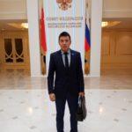 Ыччат парламенын бэрэссэдээтэлэ Николай Обоюков