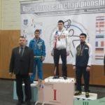 Михаил Саввинов – Европа чөмпүйүөнэ!