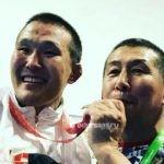 Василий Стрекаловскай — Сурдлимпиада чөмпүйүөнэ!